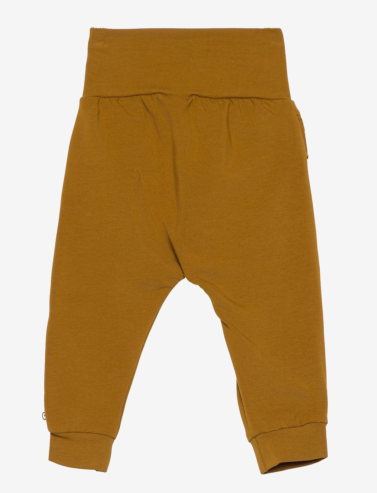Müsli by Green Cotton - Cozy me frill pants - trousers - pesto - 1