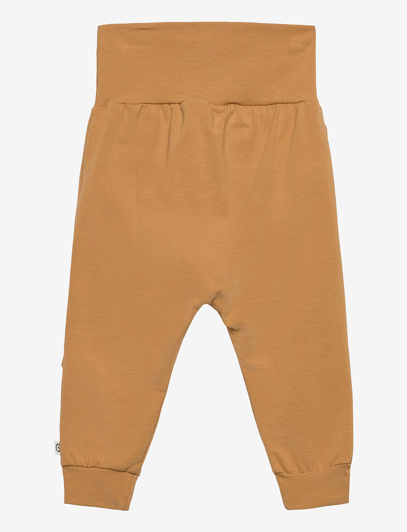 Müsli by Green Cotton - Cozy me frill pants - trousers - toffee - 1