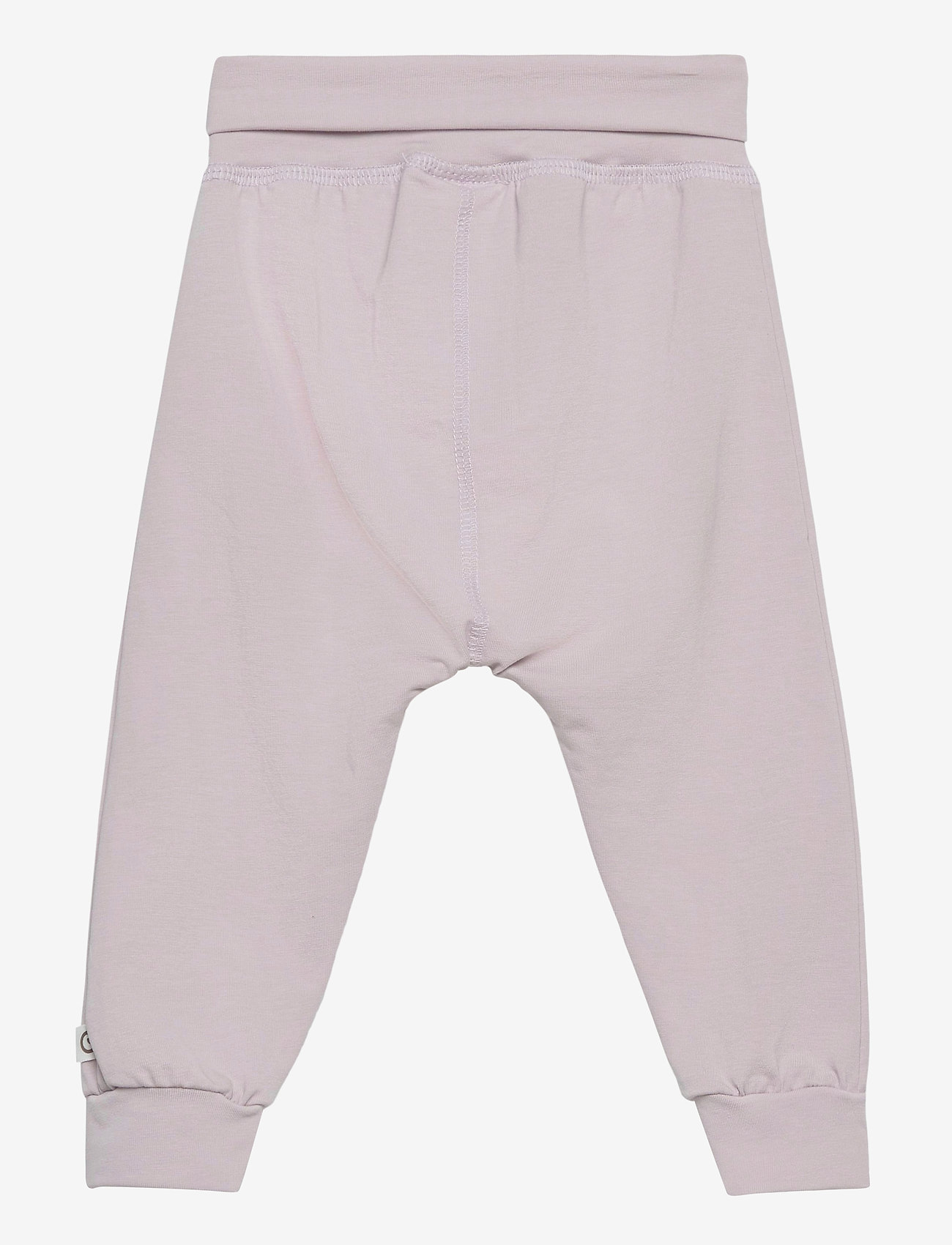 Müsli by Green Cotton - Cozy me pants - trousers - marble - 1