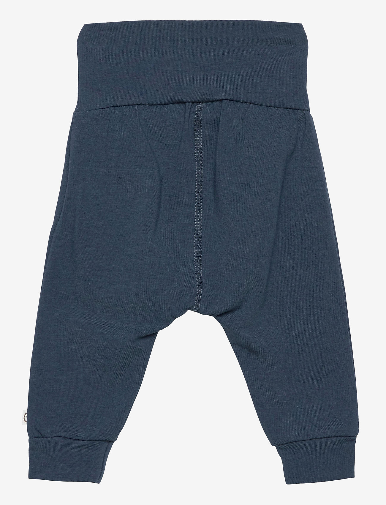 Müsli by Green Cotton - Cozy me pants - trousers - midnight - 1