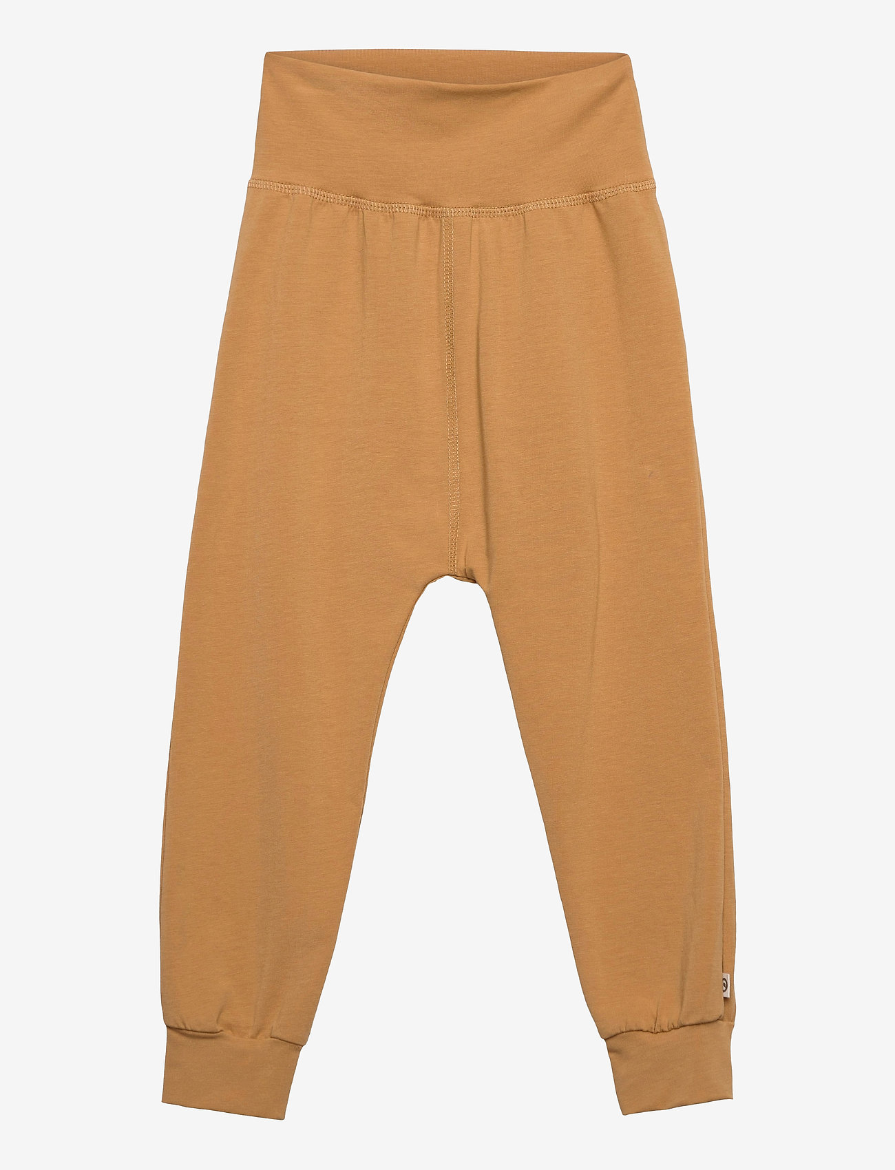 Müsli by Green Cotton - Cozy me pants - trousers - toffee - 0