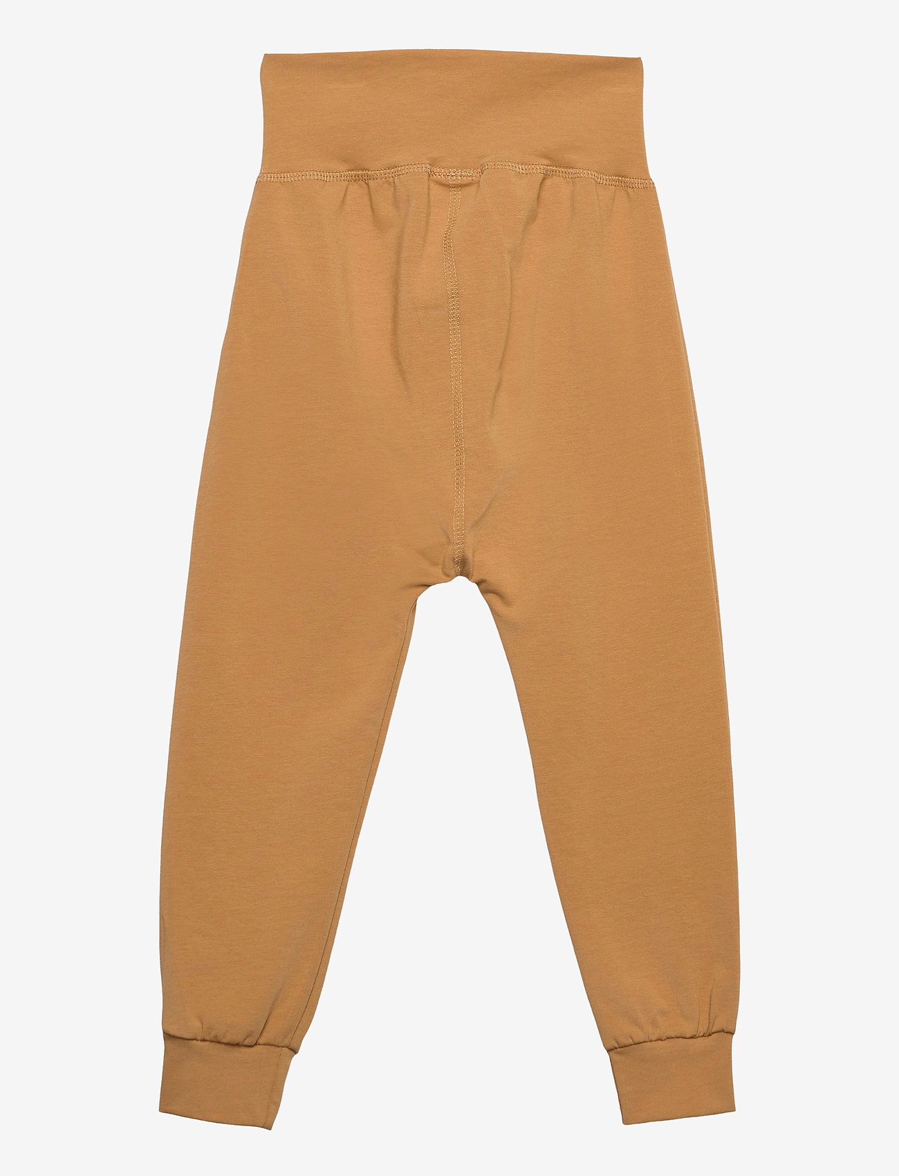 Müsli by Green Cotton - Cozy me pants - trousers - toffee - 1