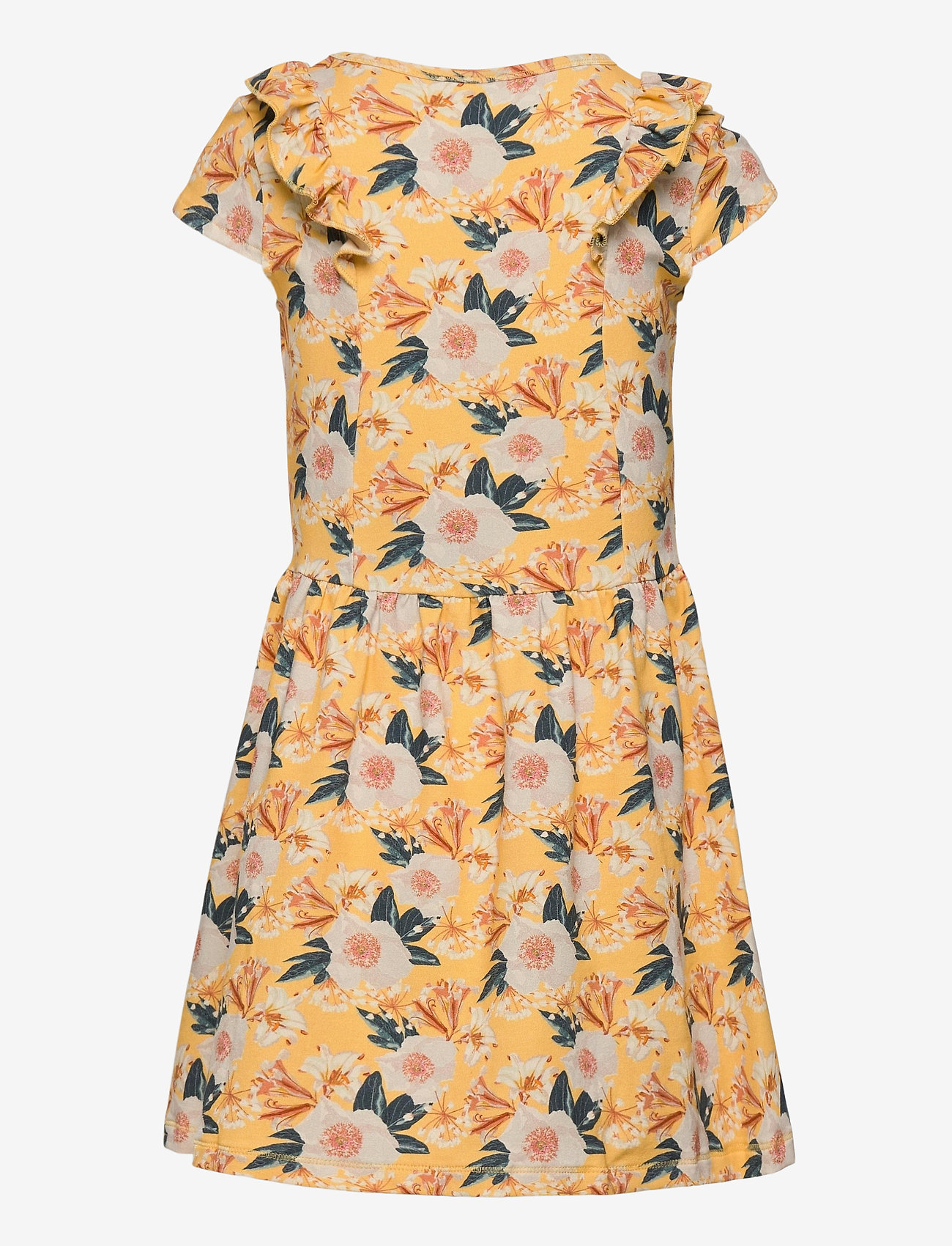 Müsli by Green Cotton - Bloom dress - kleider - sun - 1