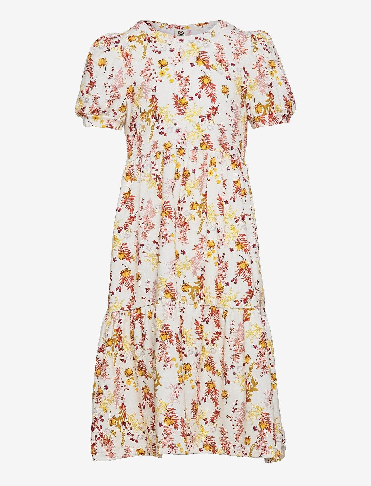 Müsli by Green Cotton - Calendula dress - kleider - cream - 0