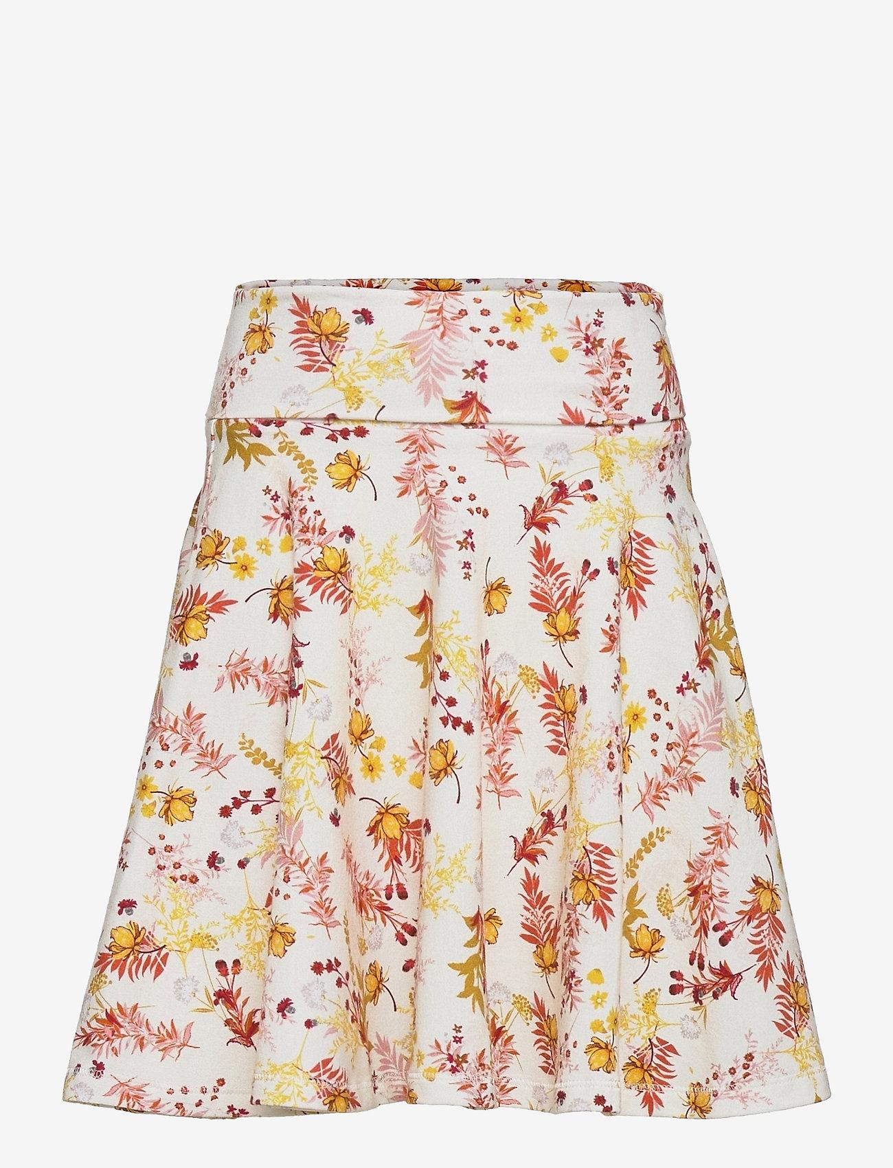 Müsli by Green Cotton - Calendula skirt - röcke - cream - 0