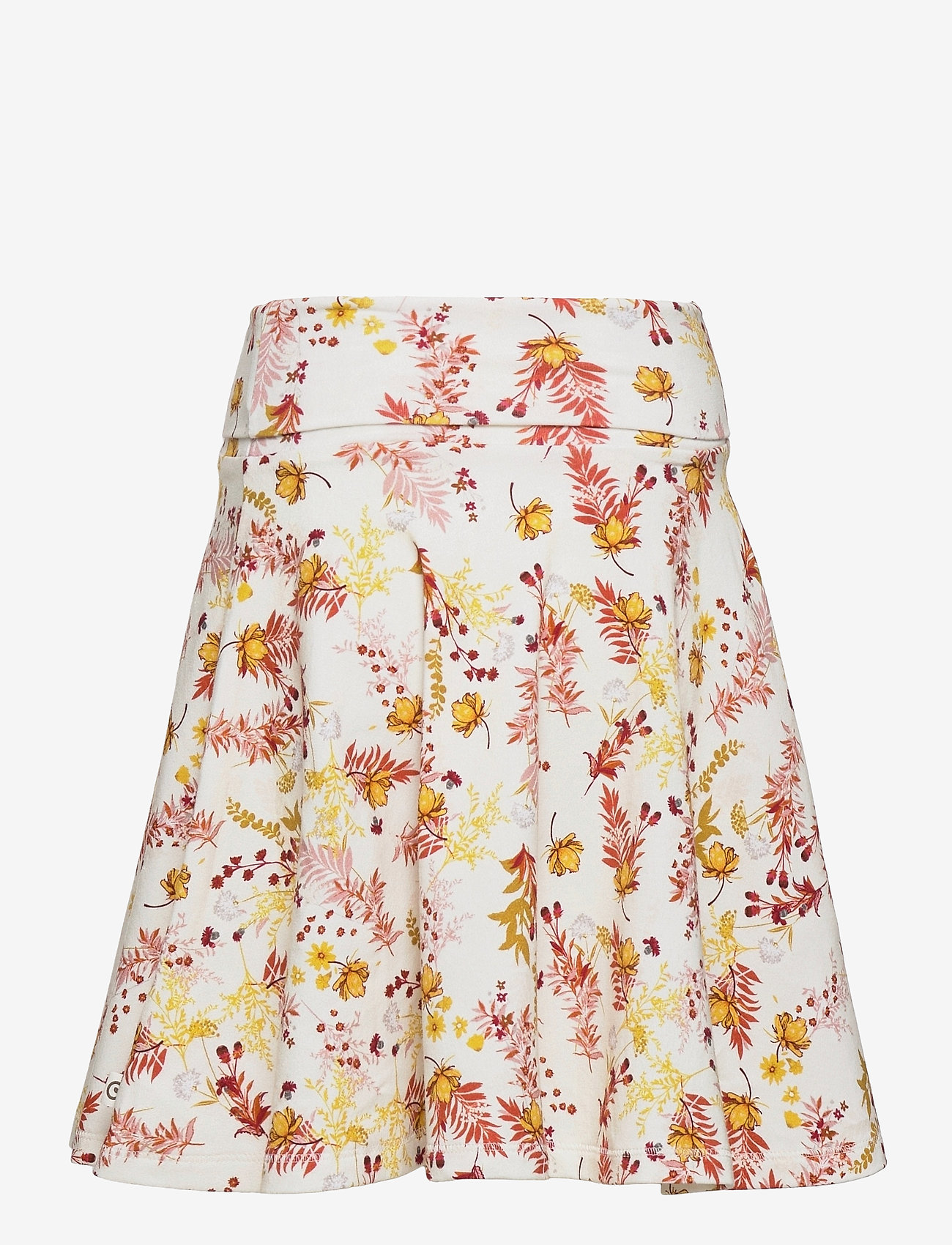 Müsli by Green Cotton - Calendula skirt - röcke - cream - 1