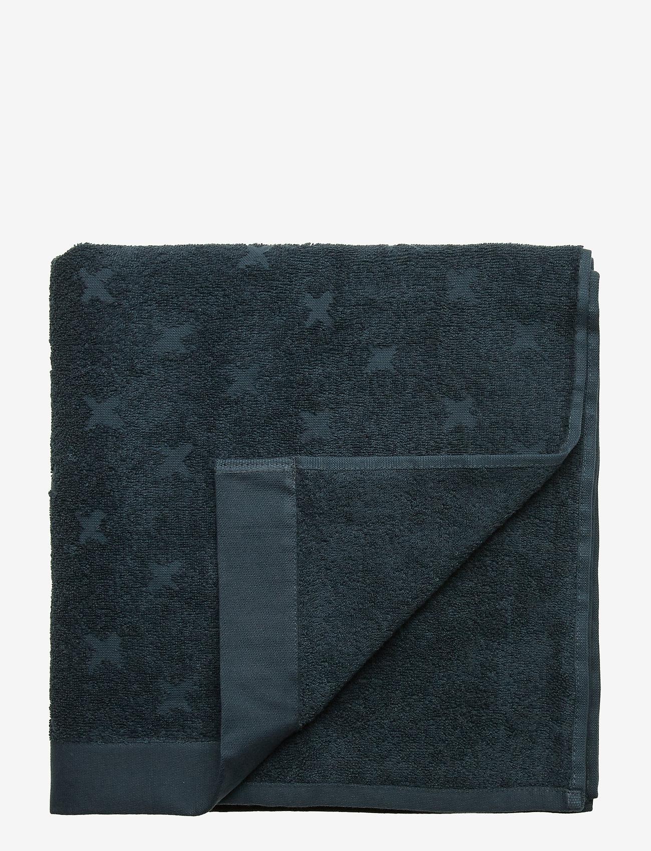 Müsli by Green Cotton - Towel Bath - akcesoria - midnight - 0