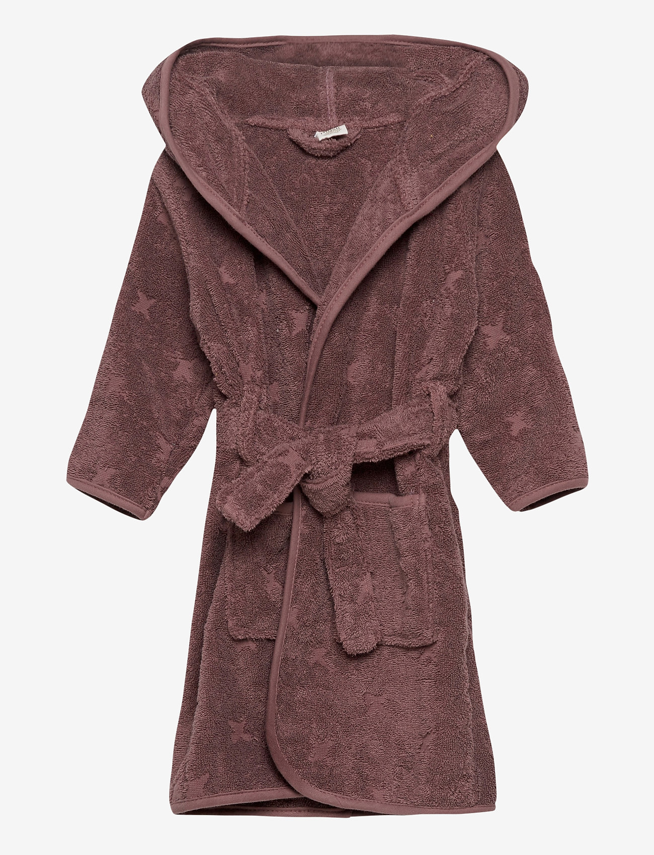 Müsli by Green Cotton - Bathrobe bunny - bathrobes - flint - 0