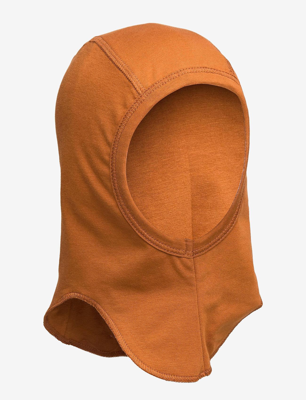 Müsli by Green Cotton - Cozy me hat baby - huer & kasketter - ocher - 0