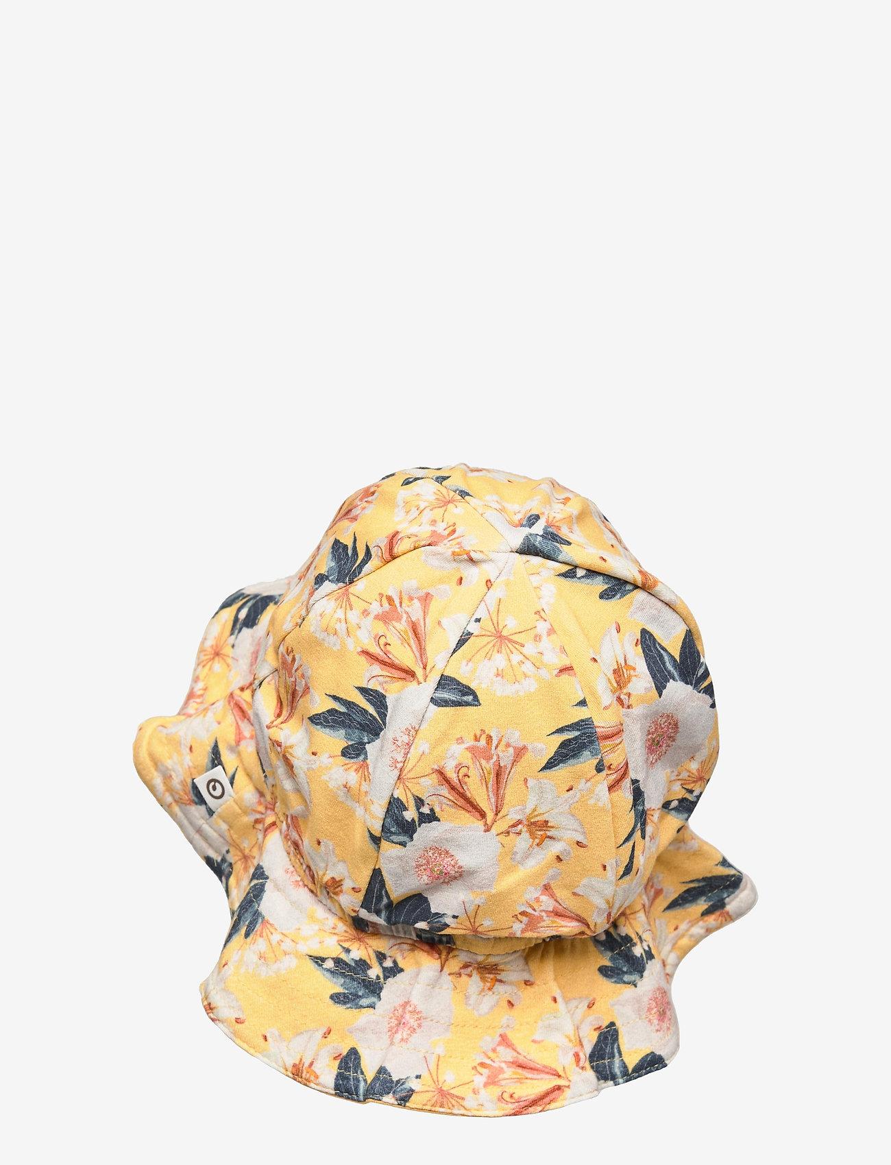 Müsli by Green Cotton - Bloom hat - solhat - sun - 1