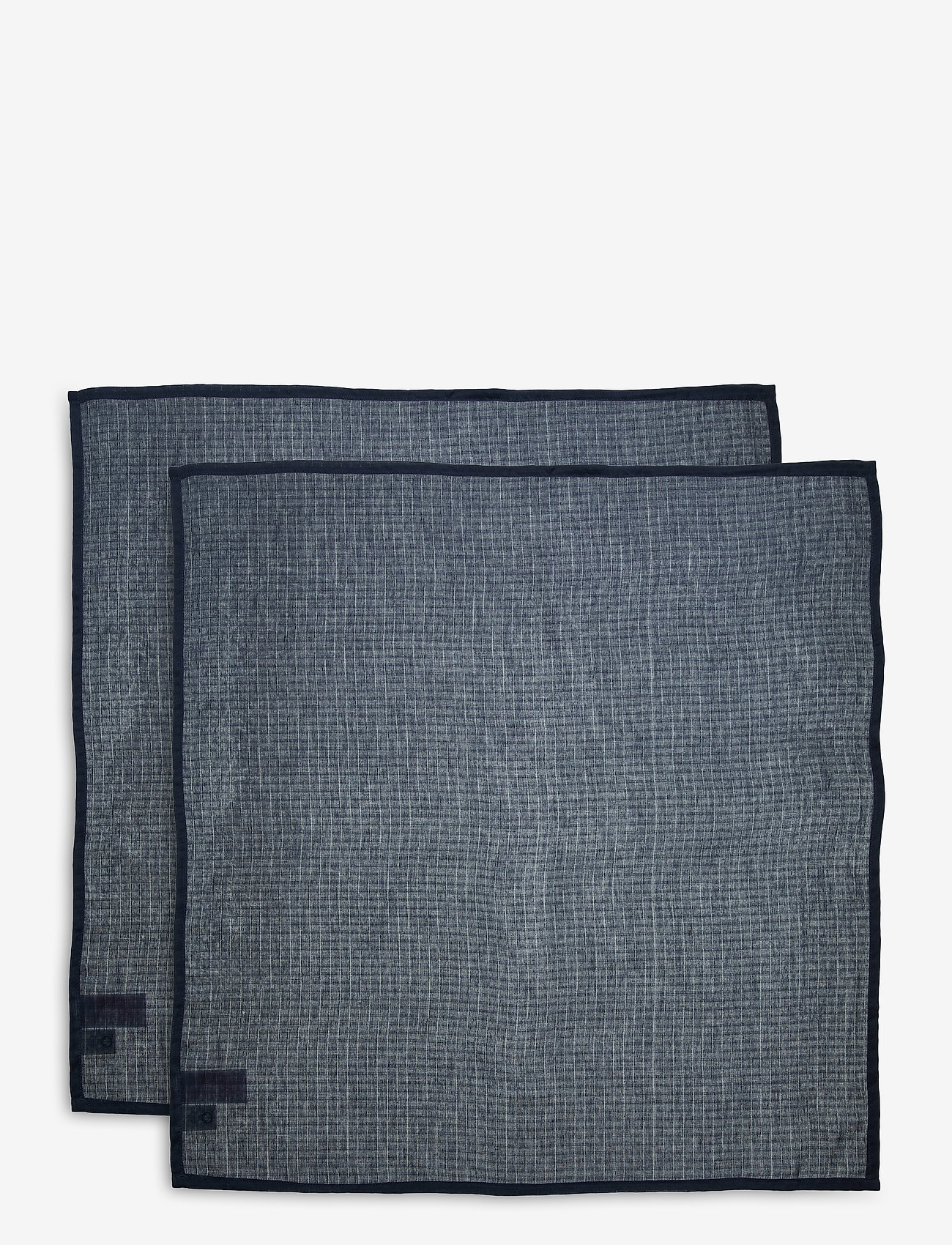 Müsli by Green Cotton - Cloth diaper 2-PACK - akcesoria - midnight - 0