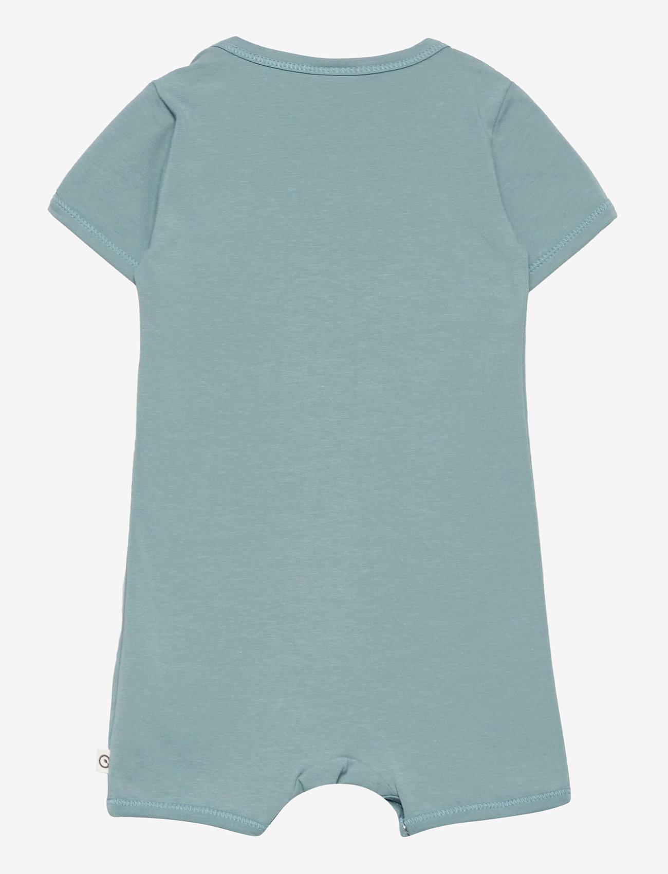 Müsli by Green Cotton - Cozy me beach body - kurzärmelig - forever blue - 1