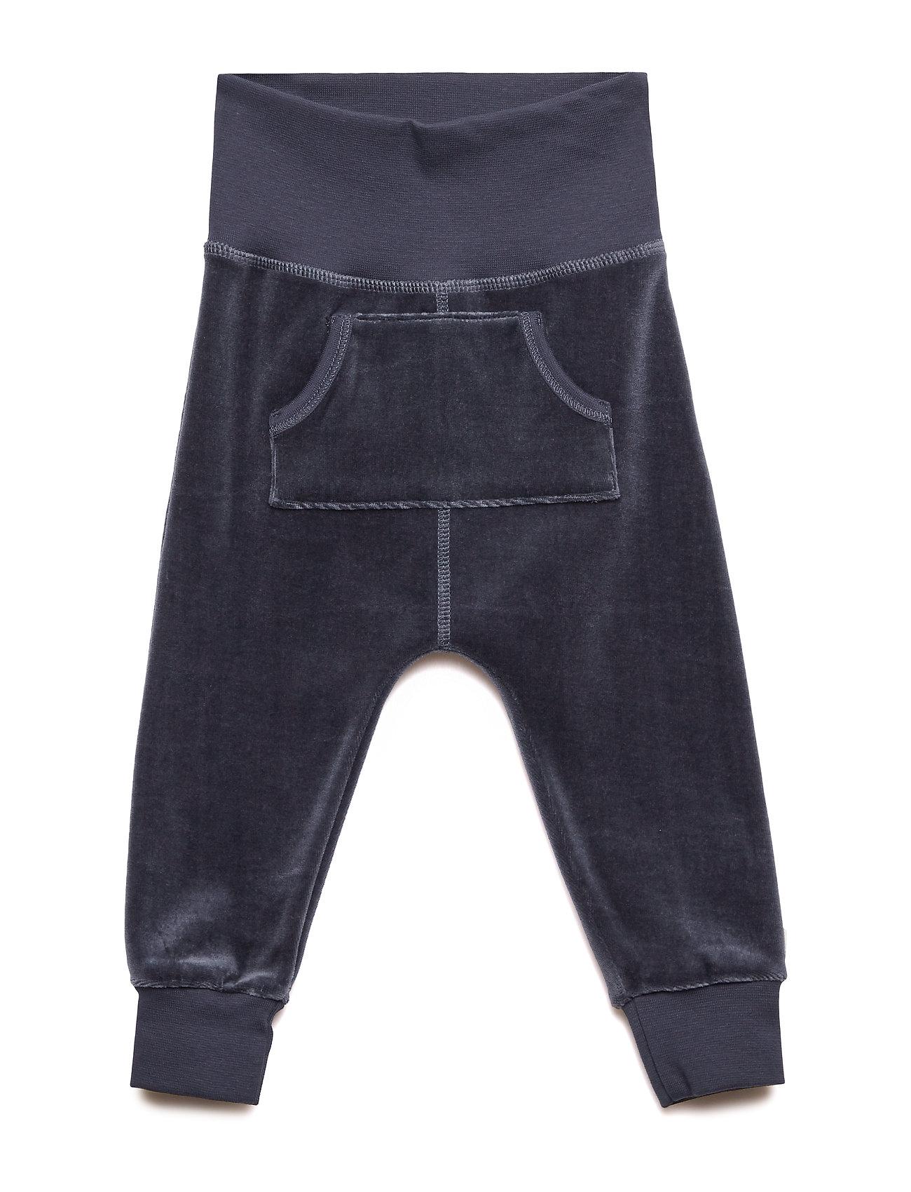 1693d6b6 Velvet Pocket Pants (Midnight) (209.30 kr) - Müsli by Green Cotton ...