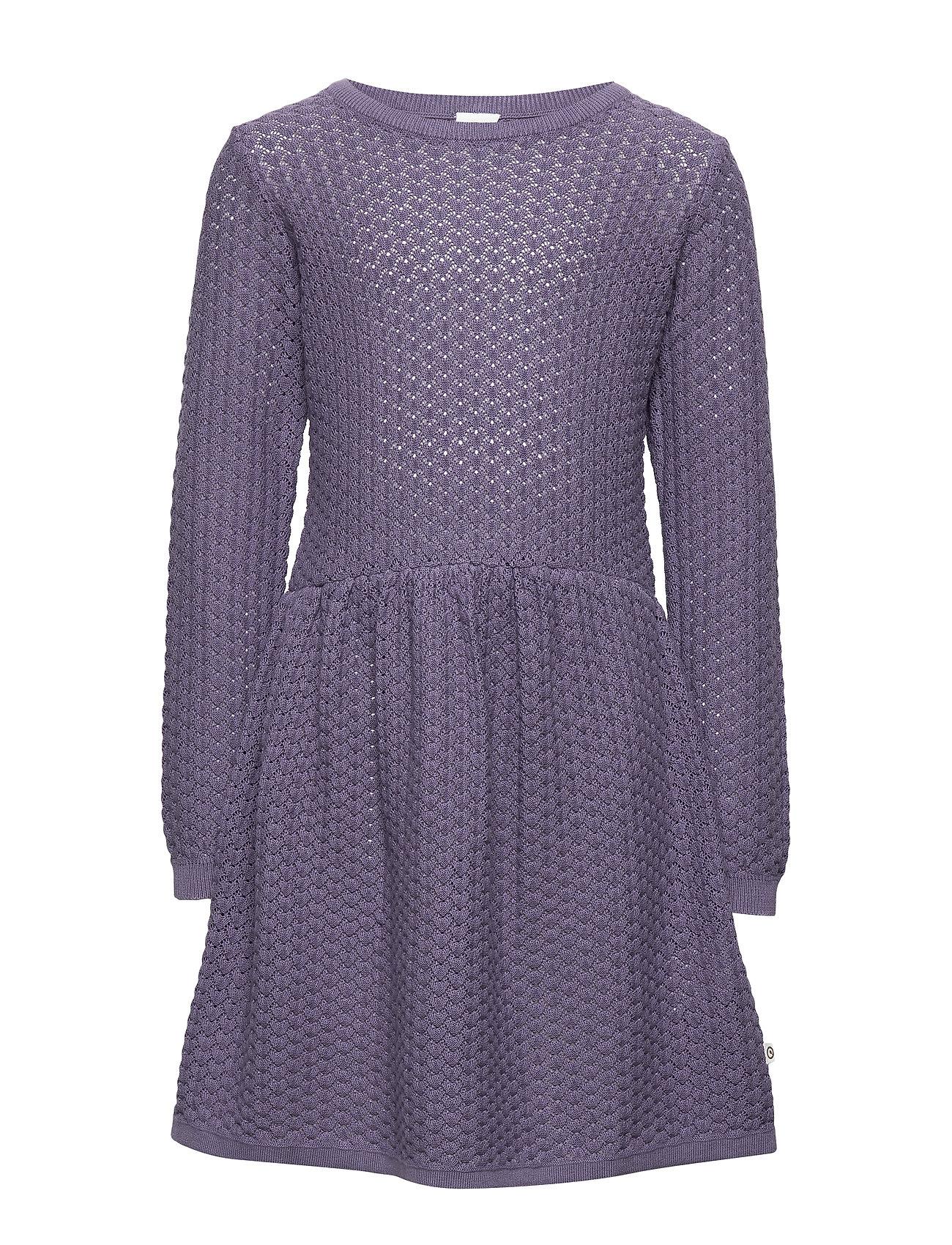 Müsli by Green Cotton Knit dress - TULIP