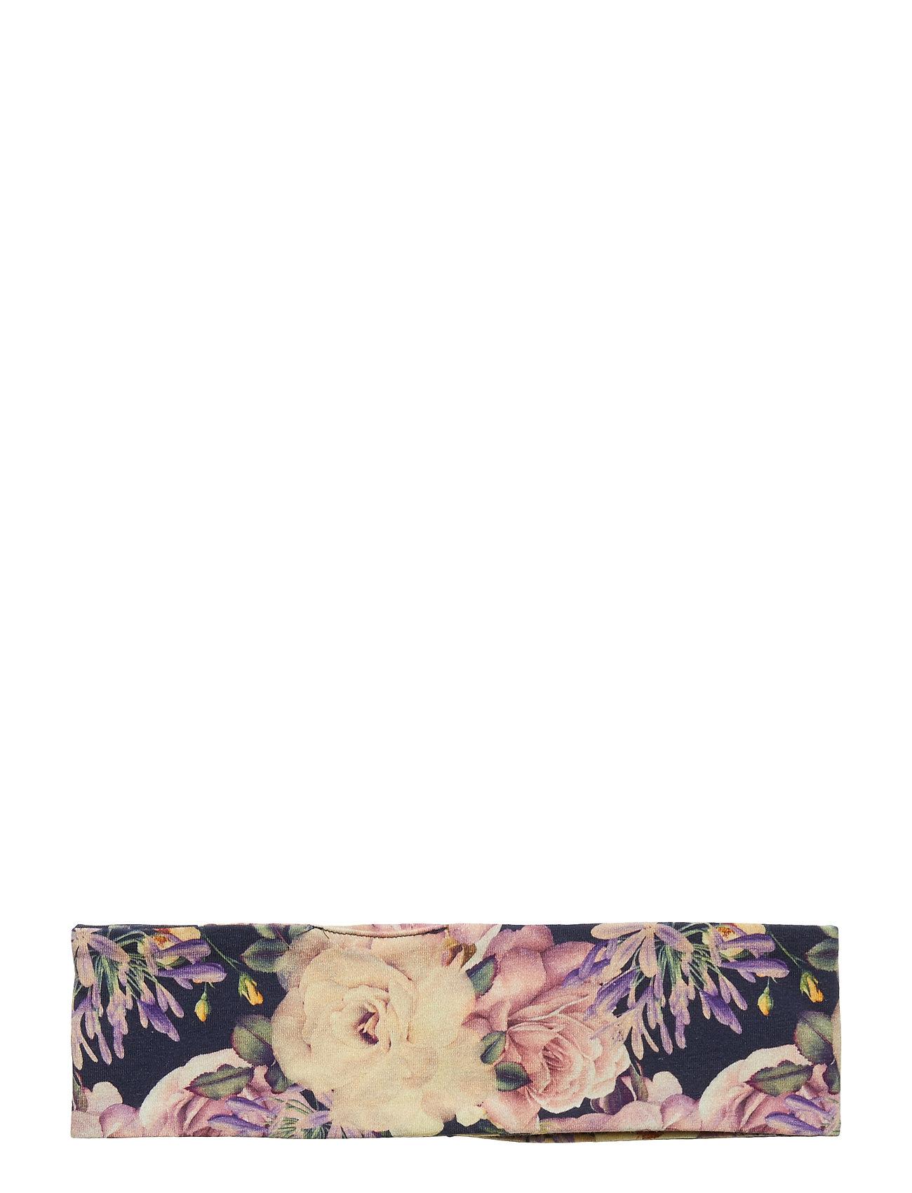 Müsli by Green Cotton Headband - ROSE PRINT