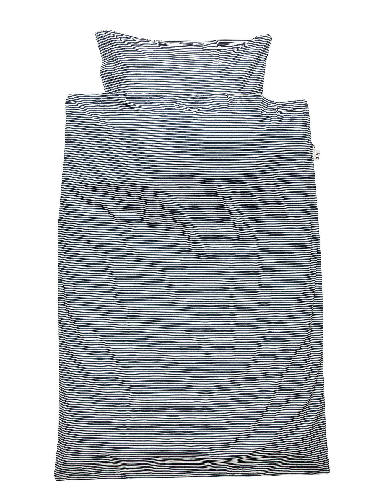 Bed By BabymidnightMüsli Linen Cotton Stripe Green 0wk8PnOX