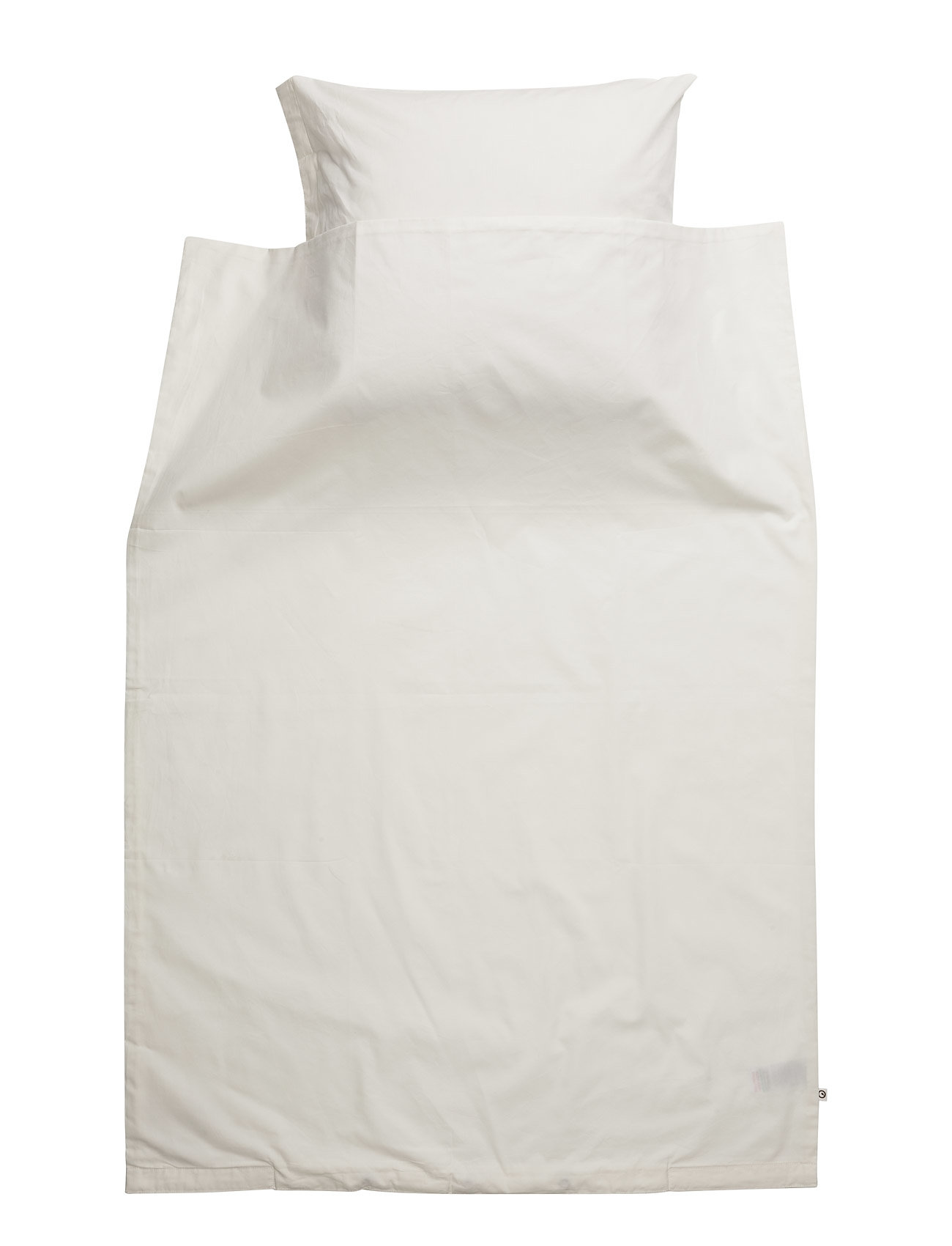 Müsli by Green Cotton Solid bed linen baby - ECRU