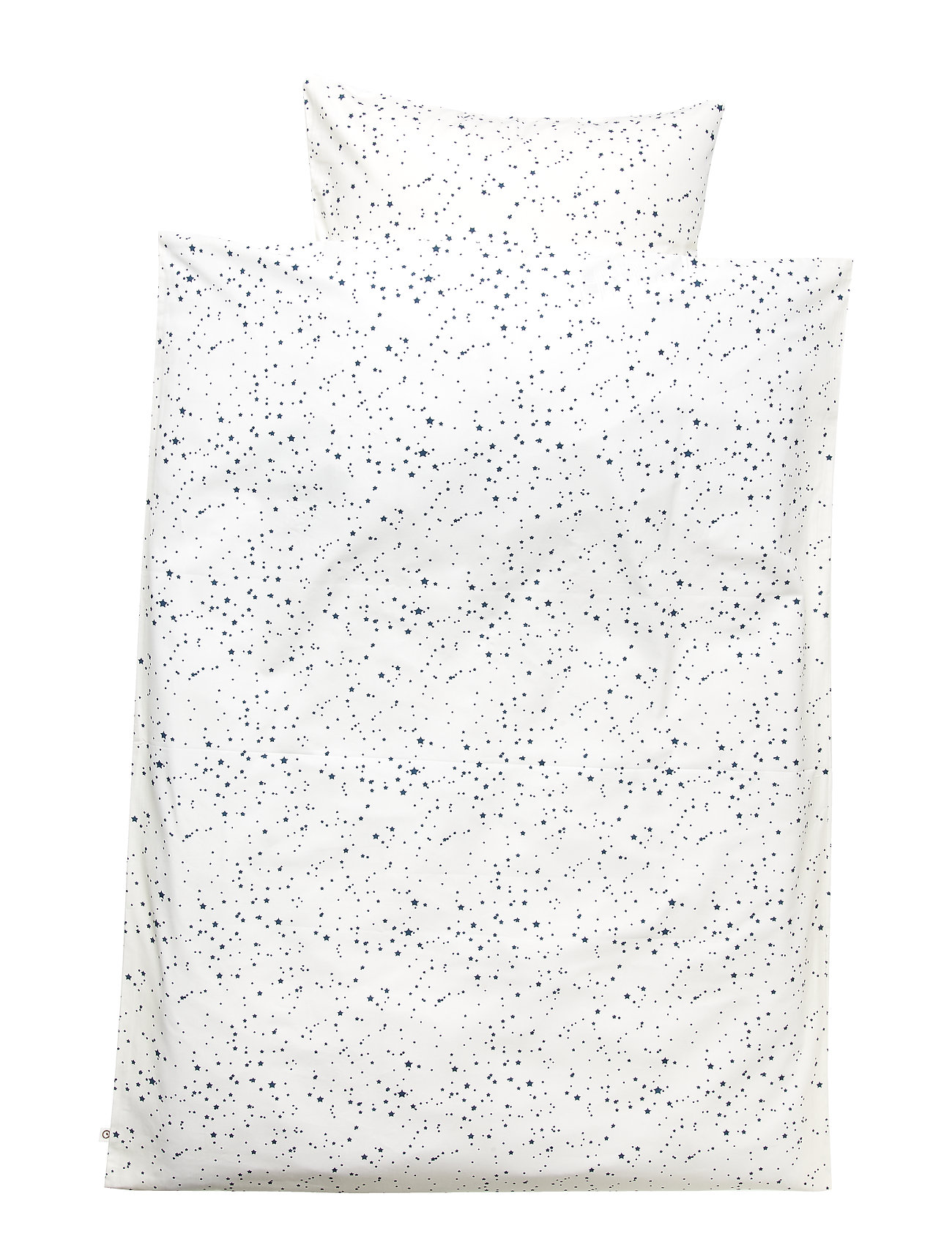 Müsli by Green Cotton Twinkle bed linen baby - CREAM