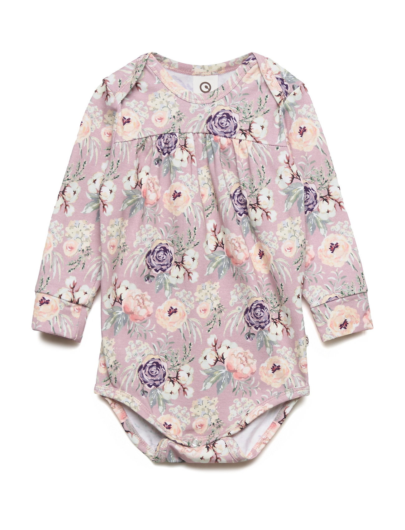 Müsli by Green Cotton Spicy bloom body - ROSE