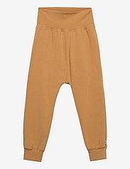 Cozy me pants - TOFFEE