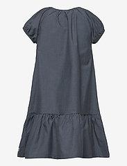 Müsli by Green Cotton - Chambray dress - jurken - chambray - 1
