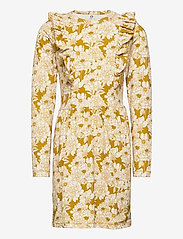 Müsli by Green Cotton - Floral dress - robes - wood - 0