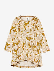 Müsli by Green Cotton - Floral dress baby - robes - wood - 0
