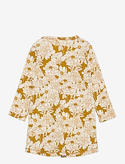 Müsli by Green Cotton - Floral dress baby - robes - wood - 1