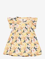 Müsli by Green Cotton - Bloom gather dress - kleider - sun - 0