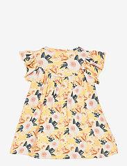 Müsli by Green Cotton - Bloom gather dress - kleider - sun - 1
