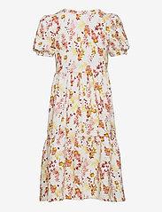 Müsli by Green Cotton - Calendula dress - kleider - cream - 1