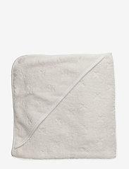 Müsli by Green Cotton - Baby towel - akcesoria - ecru - 1