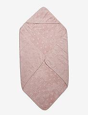 Müsli by Green Cotton - Baby towel - akcesoria - rose - 0