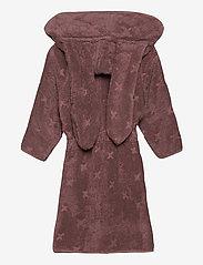 Müsli by Green Cotton - Bathrobe bunny - bathrobes - flint - 1