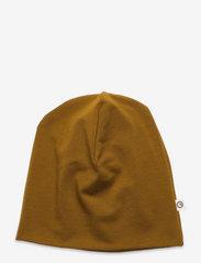 Müsli by Green Cotton - Cozy me beanie baby 2-pack - beanie - fudge - 3
