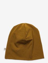 Müsli by Green Cotton - Cozy me beanie baby 2-pack - beanie - fudge - 4