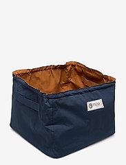 Müsli by Green Cotton - Reversible box - przechowywanie - midnight - 0