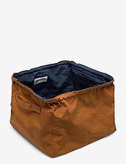 Müsli by Green Cotton - Reversible box - przechowywanie - midnight - 1