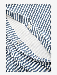 Müsli by Green Cotton - Stripe bed linen adult - blankets & quilts - midnight - 3