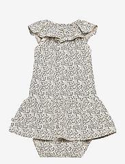 Müsli by Green Cotton - Petit sleeveless skirt body - kurzärmelige - midnight - 1