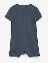 Müsli by Green Cotton - Cozy pocket beach body - kurzärmelig - midnight - 1