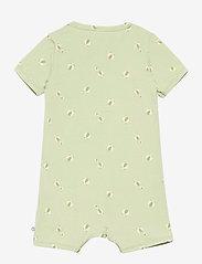 Müsli by Green Cotton - Beachball beach body - kurzärmelig - pale moss - 1