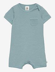 Müsli by Green Cotton - Cozy me beach body - kurzärmelig - forever blue - 0