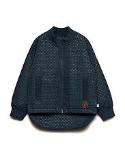 Thermo jacket boy - MIDNIGHT