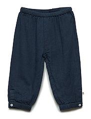 Woven pants boy - MIDNIGHT