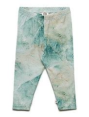 Spicy marble leggings baby - ECRU