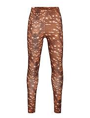 Spicy deer leggings - ECRU