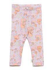 Spicy flower leggings baby - ROSE