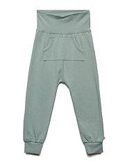 Cozy me pocket pants - GREEN