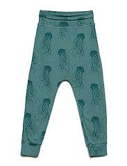 Jellyfish pants - DREAM GREEN